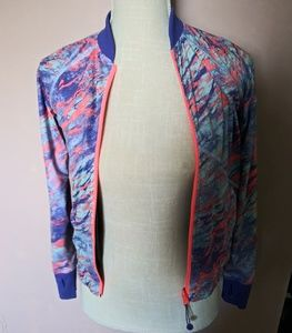 Girls ivivva reversible jacket large
